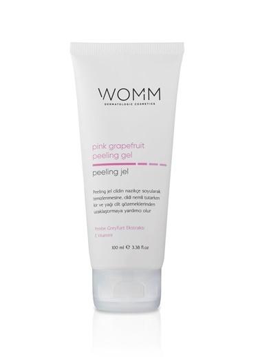 Womm Cosmetic Peeling Jel Renksiz